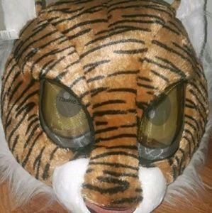 Other - Tiger Maskimal Big Plush Head Mask NWT